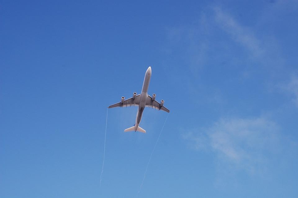 Airplane, Plane, Flight, Aviation, Transport, Wing