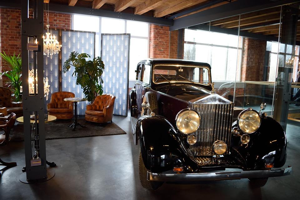 Car, Vehicle, Transport, Engine, Classic, Room