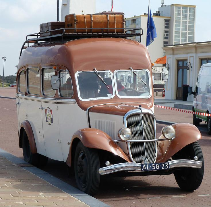Transport, Car, Oldtimer, Vehicle, Classic Car