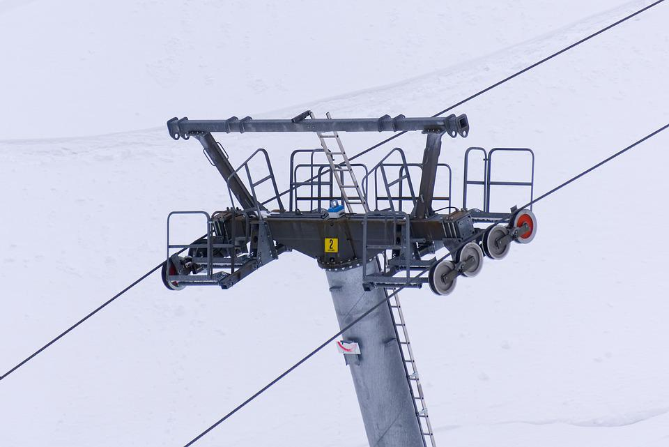 Ski Lift, Chairlift, Carry, Transport, Ski Holiday