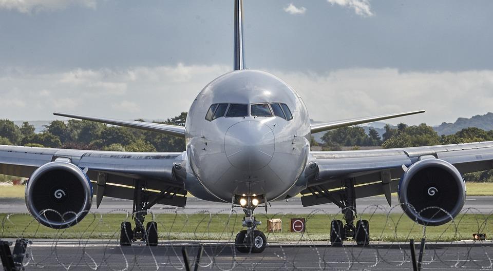 Aircraft, Manchester, Jet, Fly, Aeroplane, Transport