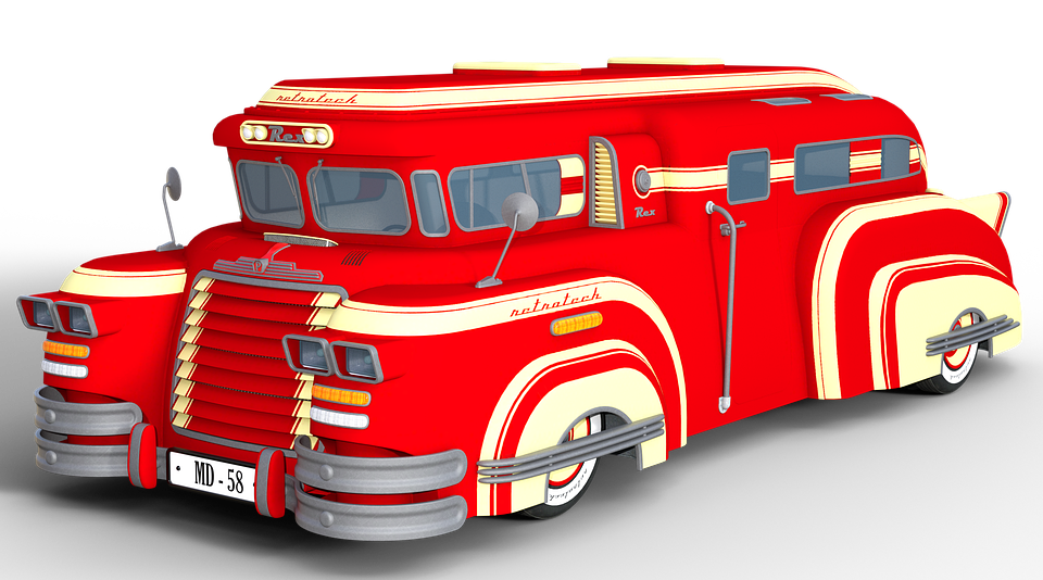 Vehicle, Bus, Transport, Travel, Mobile Home