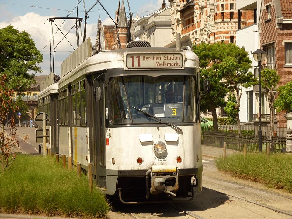 Tram, Transport, Public Transport, Tram Tracks, City