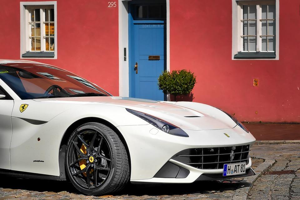 Auto, Style, Ferrari, Automotive, Transport System