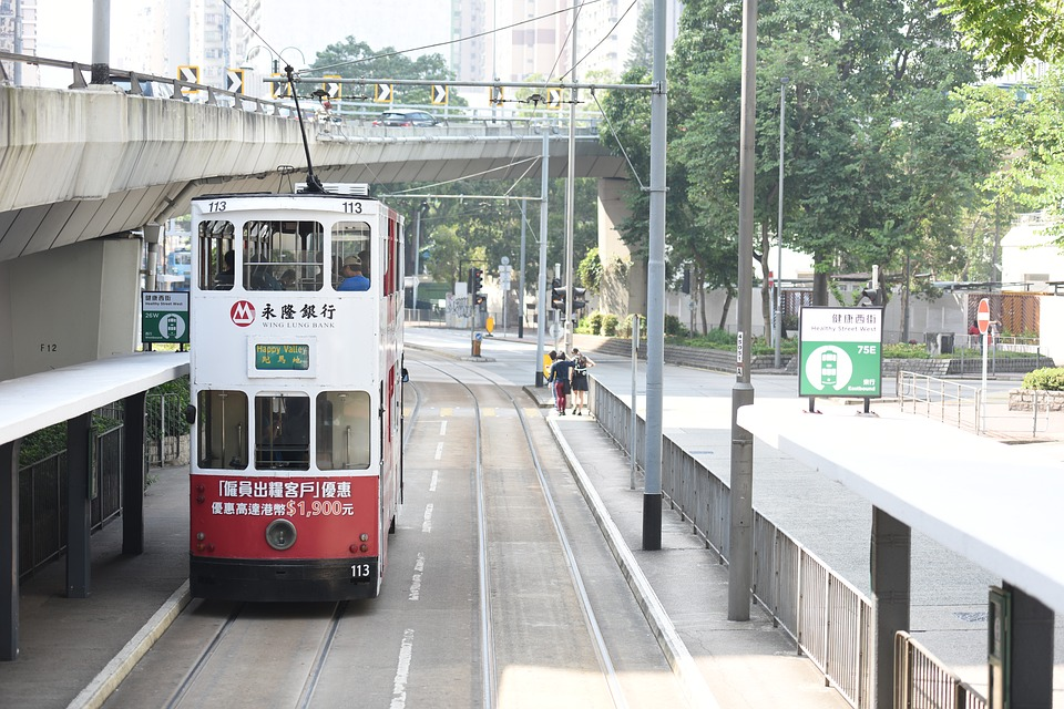 Transport System, Tram, The Level Of