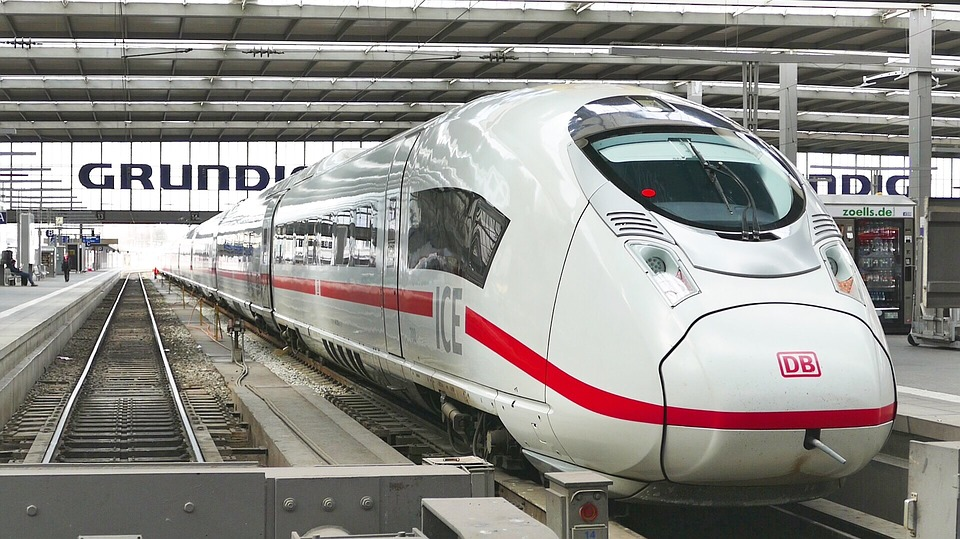 Transport System, Train, Motor, Station