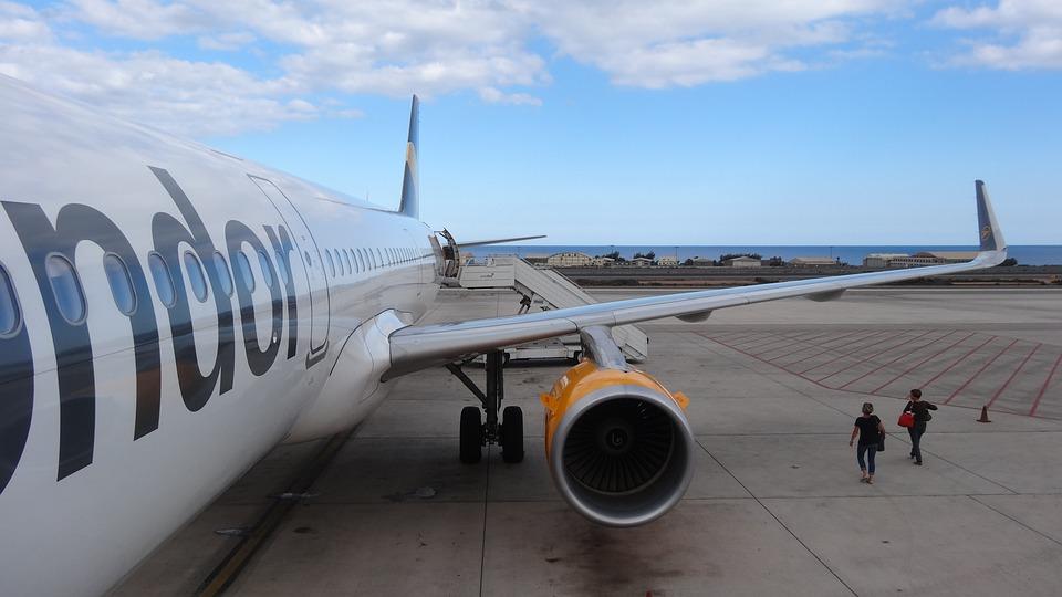 Aircraft, Travel, Sky, Transport System