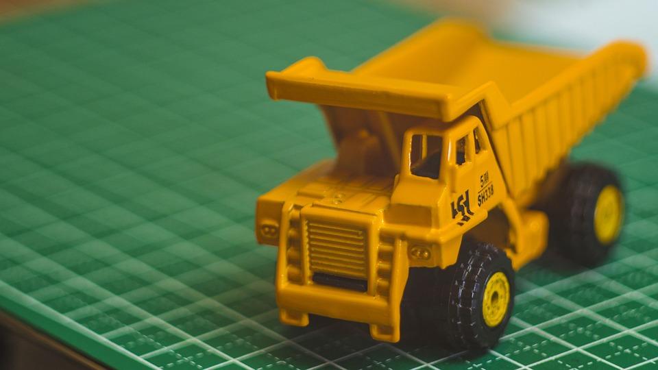 Transport, Transport System, Industry, Heavy, Equipment