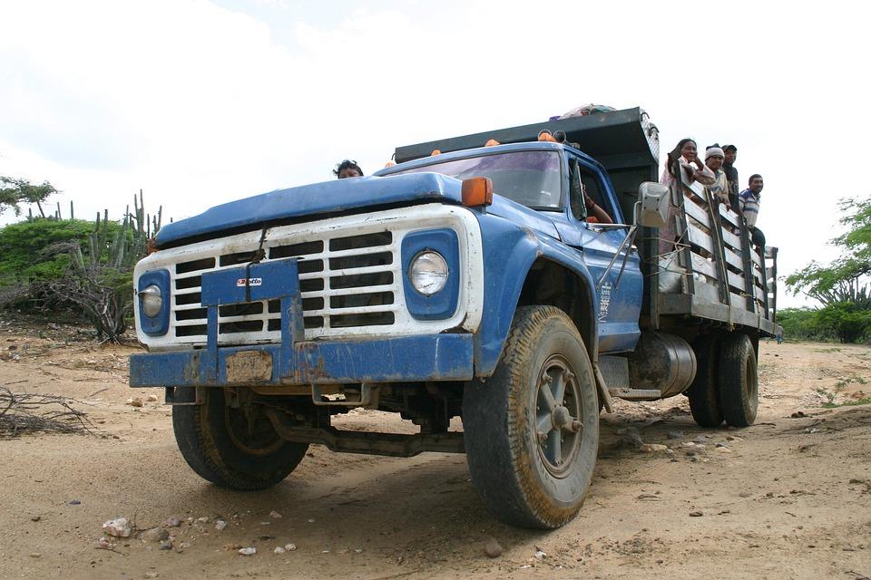 Truck, Transport