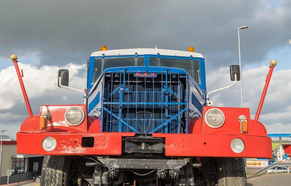 Truck, Oldtimer, Heavy Duty, Transport, Old Truck, Kraz