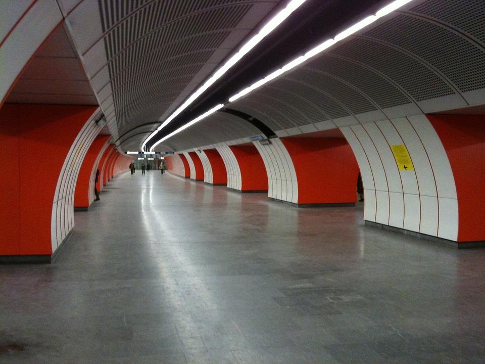 Metro, Station, Underground, Travel, S Bahn, Transport