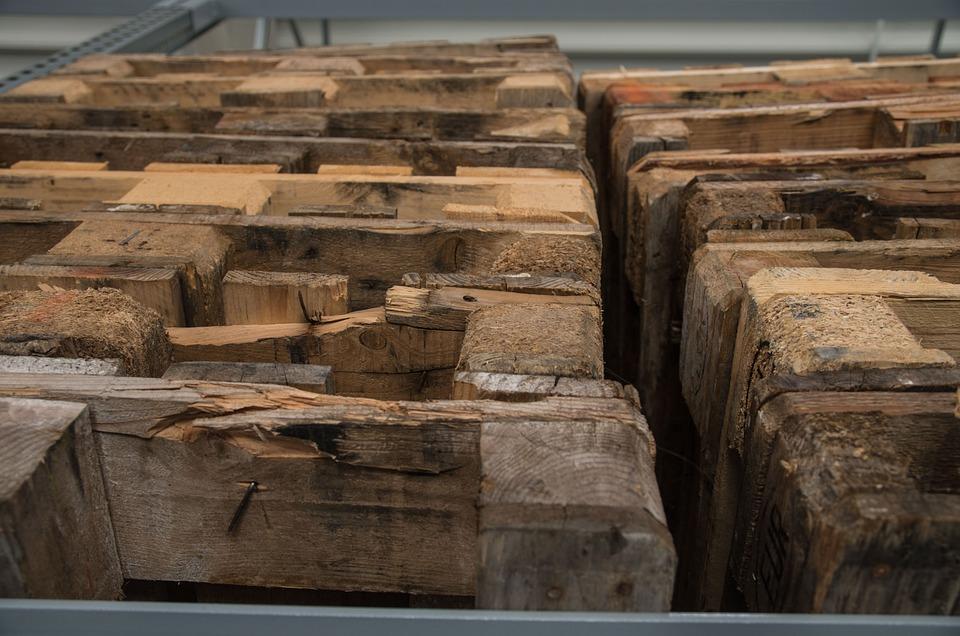 Euro Pallets, Transport, Wood, Wooden Pallets