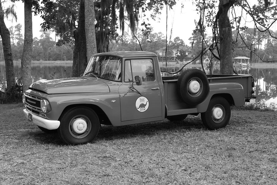 Truck, International, Transportation, Antique, Classic