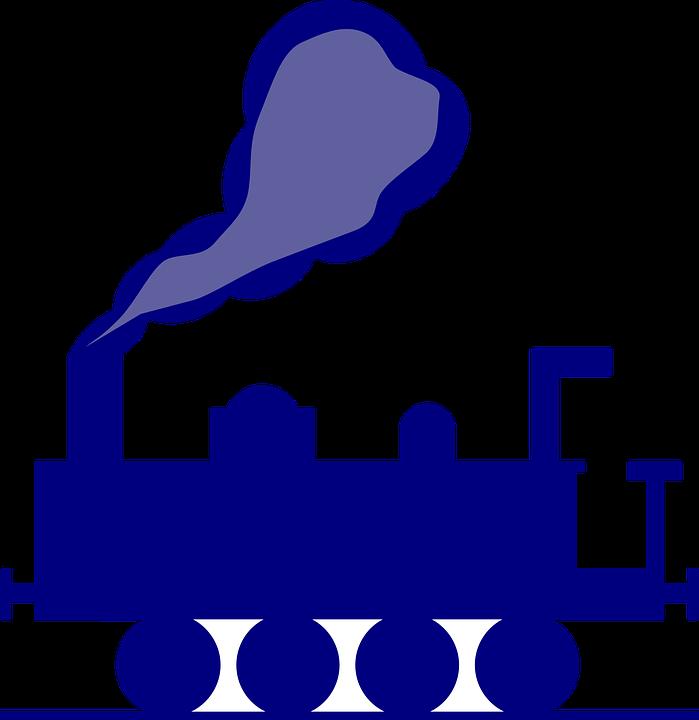 Train, Locomotive, Transportation, Rails, Choo