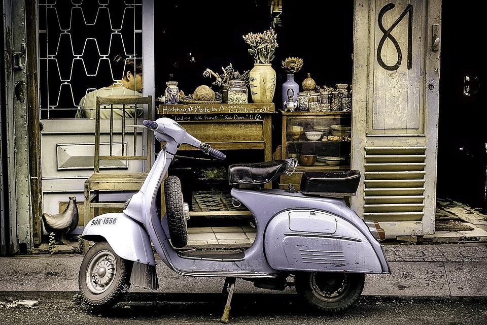 Vehicle, Car, Transportation System, Street, Old