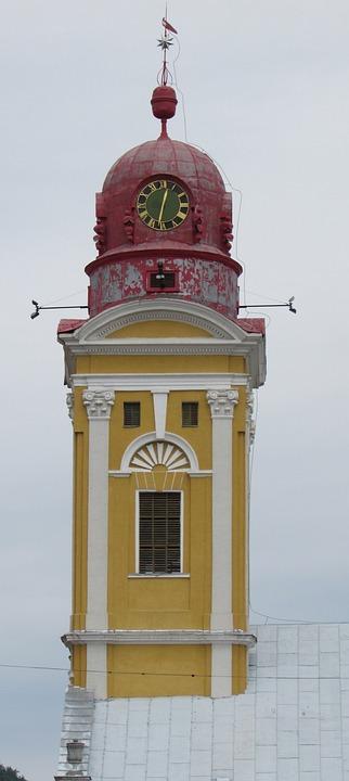 Transylvania, Baia Mare, Church, Religion, Building