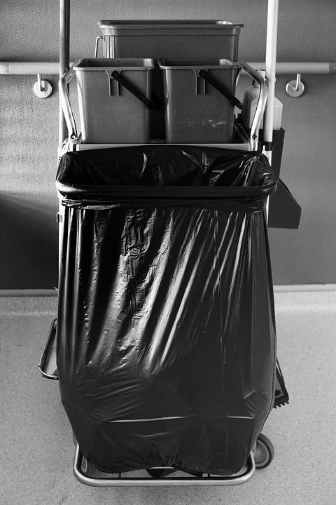 Free photo Trash Garbage Waste Bag Cleanliness Plastic - Max Pixel