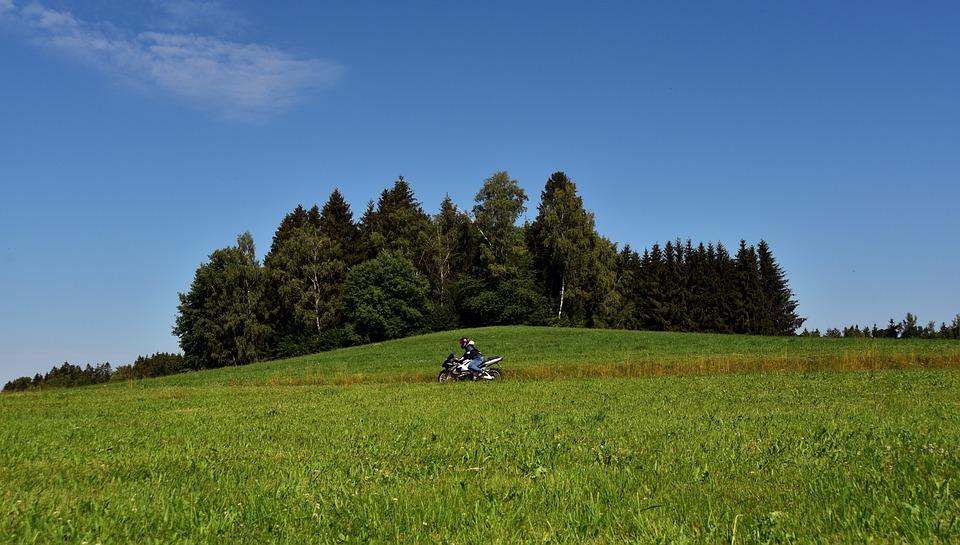 Motorcycle, Landscape, Nature, Travel, Drive, Adventure