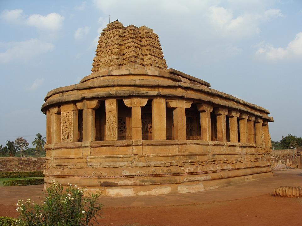 Durg Temple, Aihole, Karnataka, India, Travel, Holiday