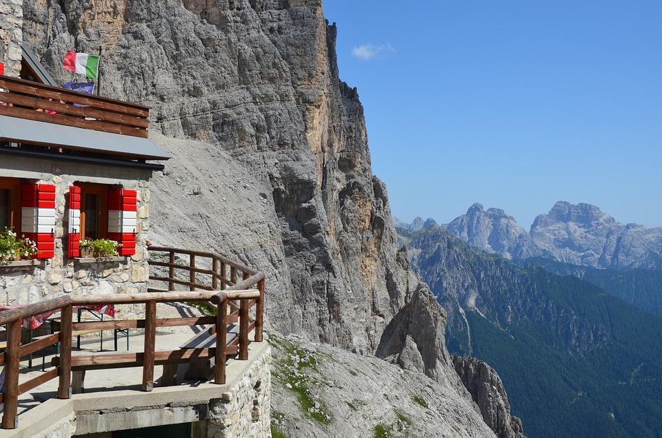 Dolomites, Mountains, Italy, Travel, Sky, Alpine