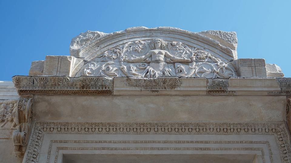 Ephesus, Turkey, Ancient, Tourism, Travel, Architecture