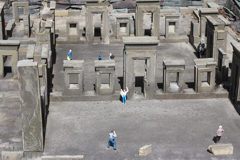 Ancient, Tourist, Architecture, Travel, Landmark