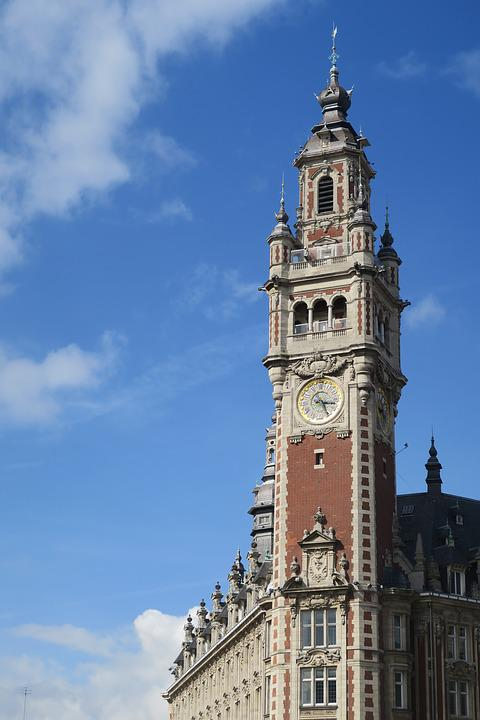 Architecture, Tower, Building, Old, City, Travel, Sky