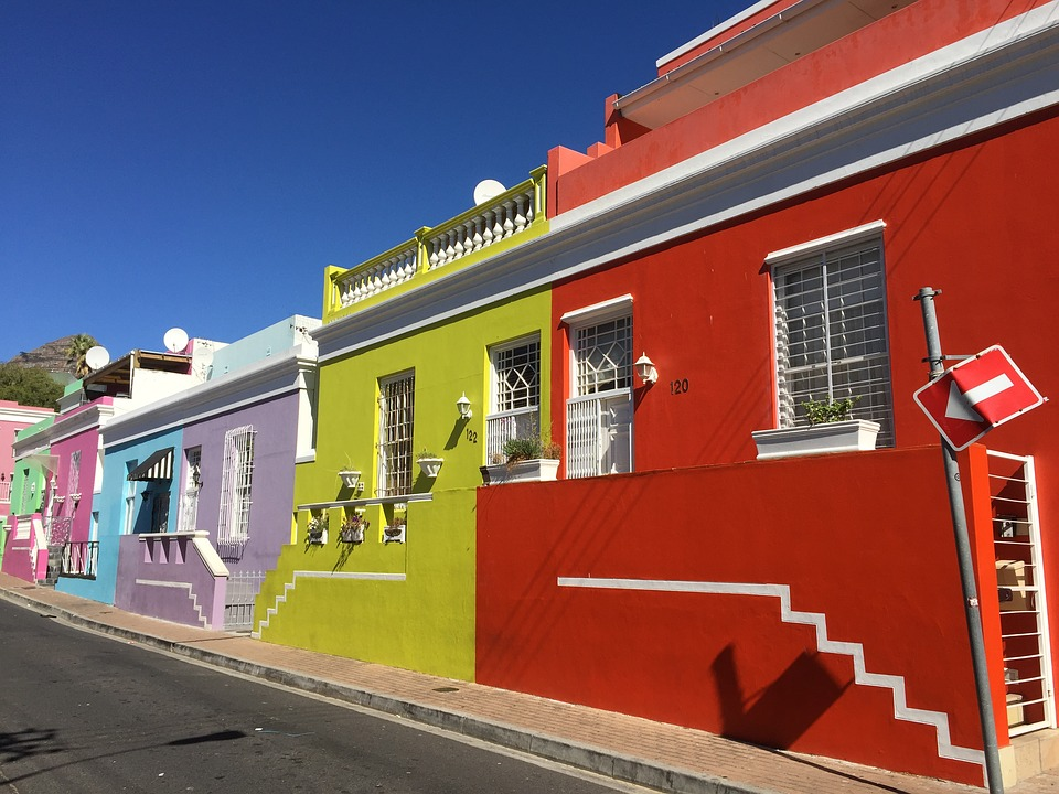 South Africa, Architecture, Road, Travel, City