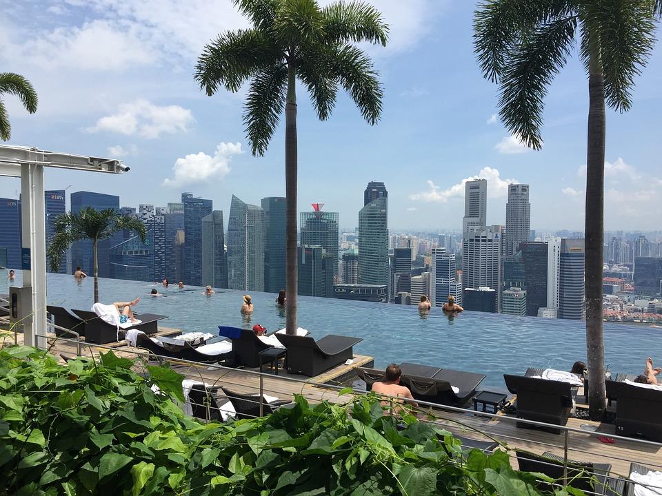 Singapore, Asia, Travel, Backpacker, Metropolis