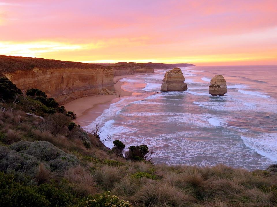 Great Ocean Road, Victoria, Australia, Nature, Travel