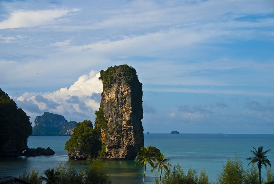 Asia, Thailand, Travel, Beach, Krabi