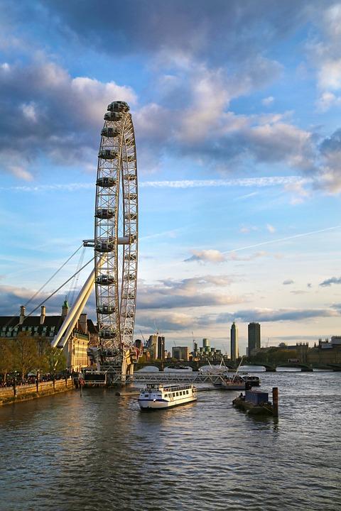 Big Eye, London, Travel