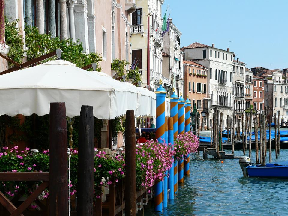 Venice, Italy, Europe, Travel, Water, Canal, Venetian