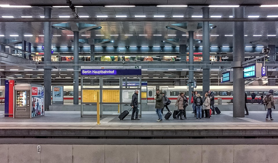 Berlin, Capital, Hbf, Tourism, Travel, Wanderlust
