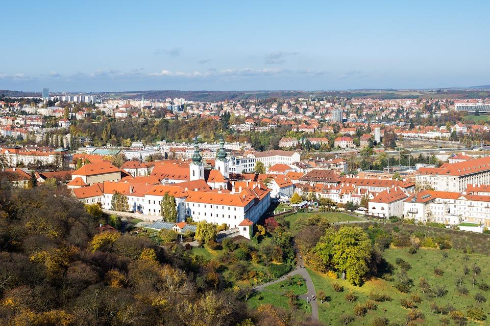 Prague, City, Europe, Landscape, Czech, Travel