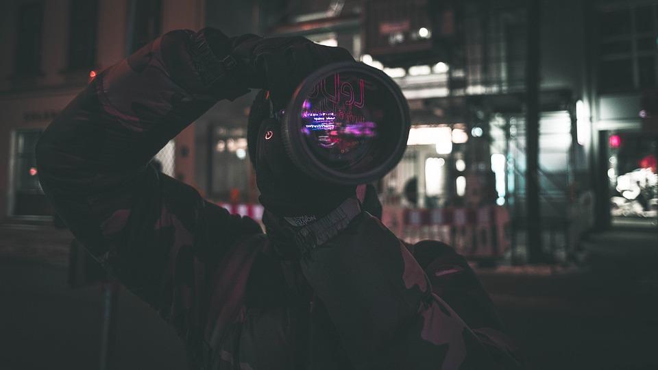 Dark, Night, People, Man, Travel, City, Photography