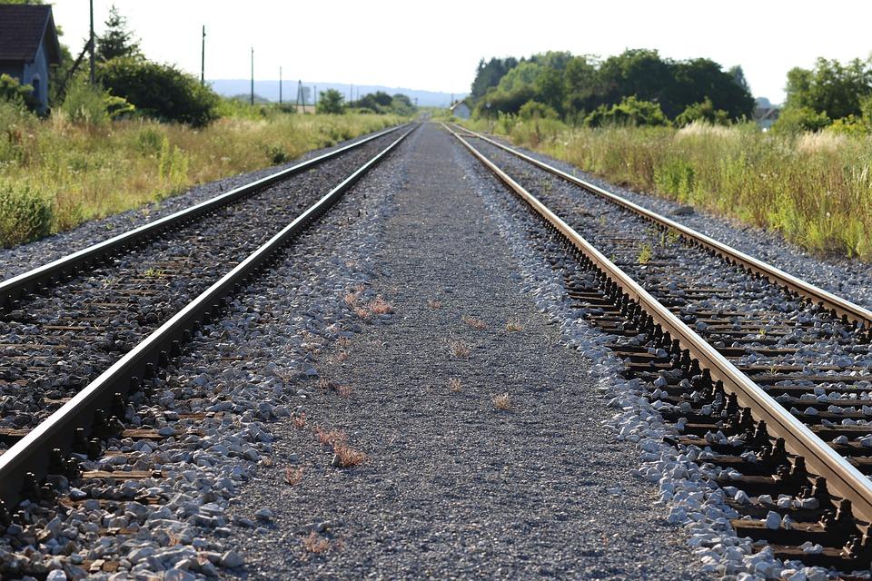 Railway, Railroad, Destination, Travel, Jorney