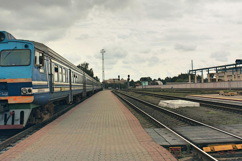 Train, Railway, Diesel, Transport, Travel, Locomotive