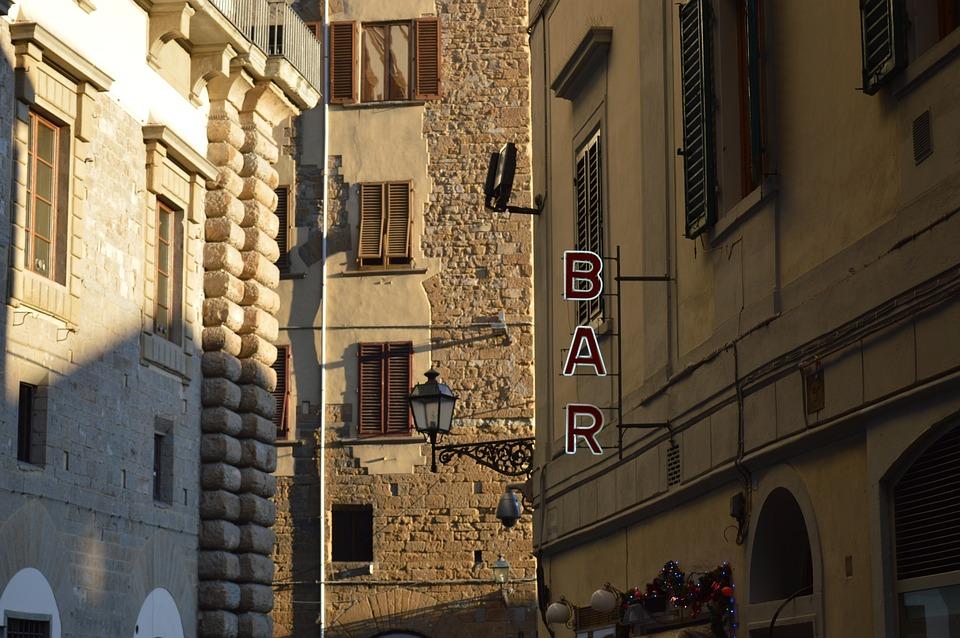 Florence, Italy, Travel, Bar, Firenze, Tourism, Urban