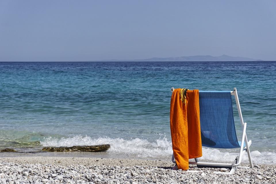 Greece, Summer, Beach, Travel