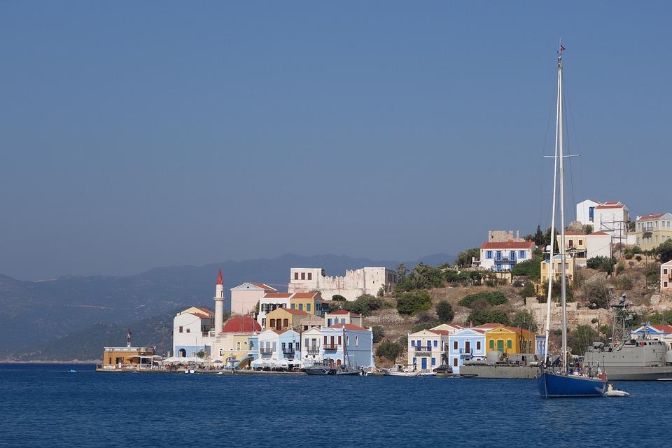 Water, Sea, Travel, Harbor, Seashore