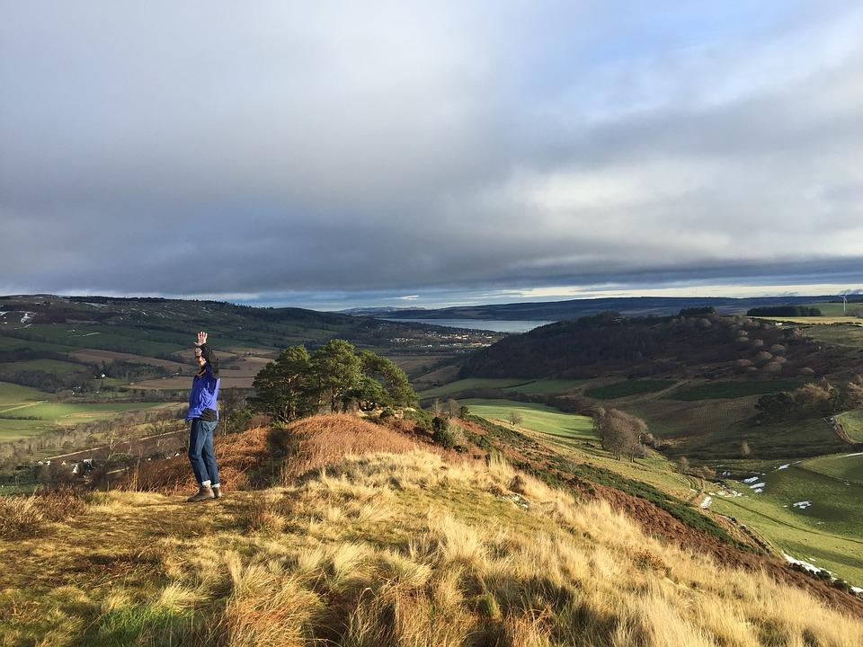 Highlands, Scottish, Scenery, Landscape, Travel