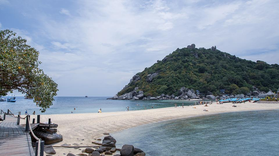 Thailand, Beach, Sea, Water, Holiday, Travel, Heaven