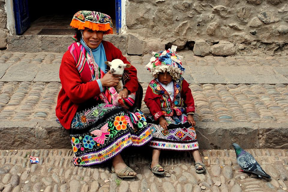 Peru, Indigenous People, South America, Travel