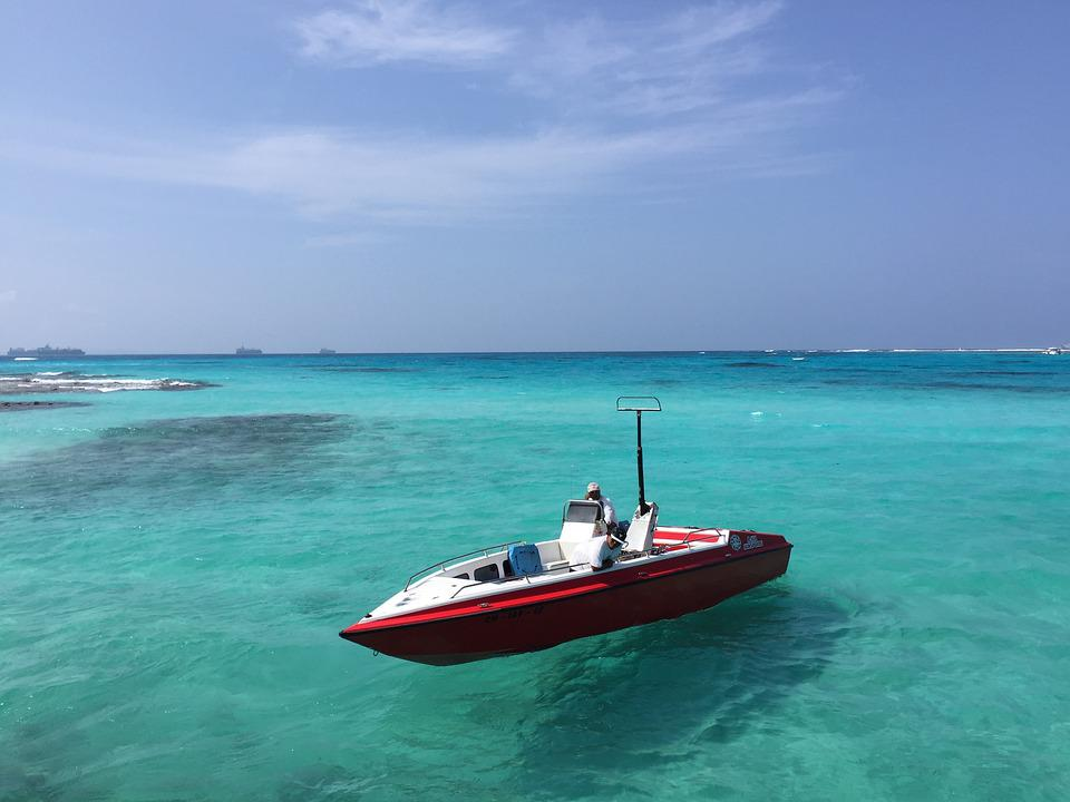 Travel, North Pacific, Island, Guam, Saipan, Sea