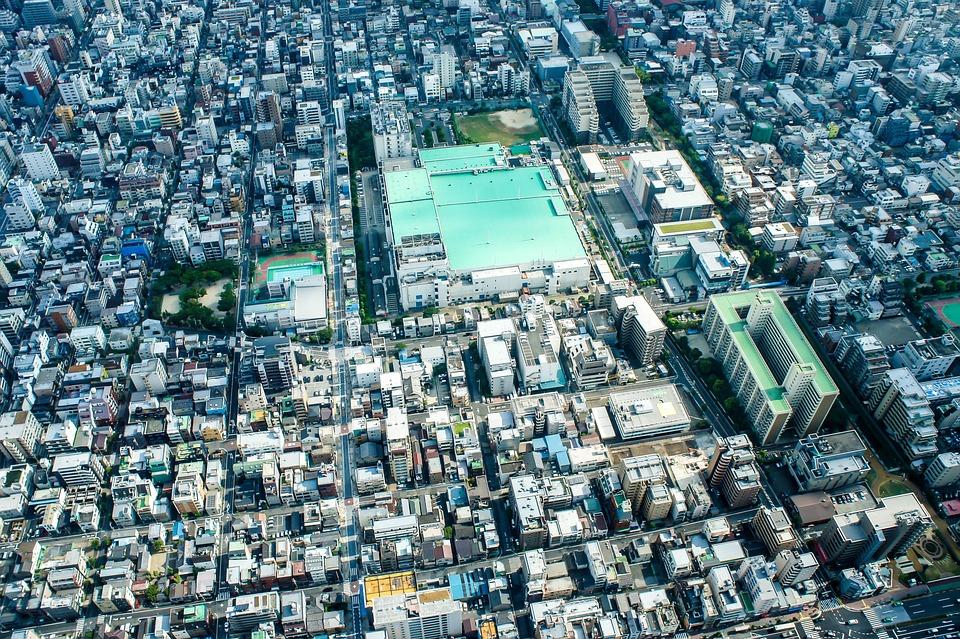 Tokyo Sky Tree, Travel, Japan
