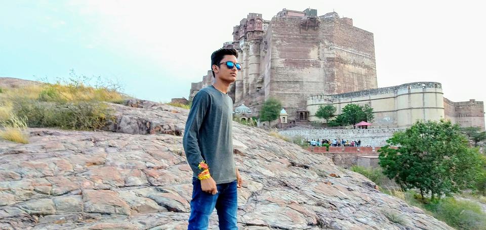 India, Jodhpur, Rajasthan, Tourism, Mehrangarh, Travel