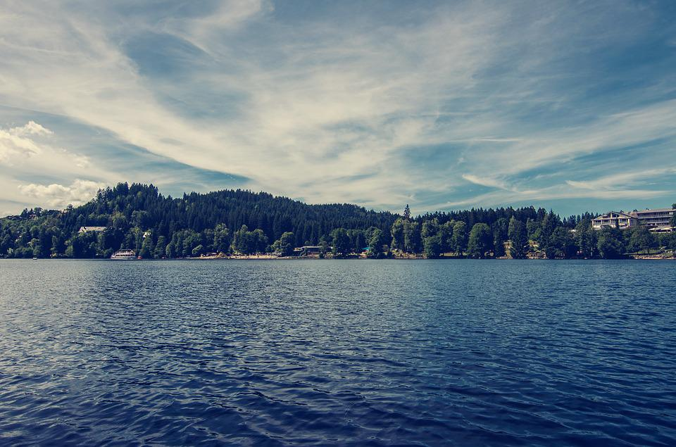 Sea, Lake, Mountain, Travel, Nature, Landscape, Water