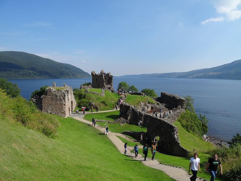 Travel, Landscape, Nature, Waters, Lake, Loch Ness