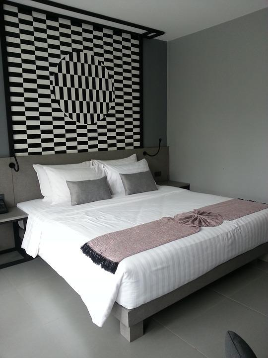 Bed, Hotel, Bedroom, Luxury, Travel, Comfortable, Motel